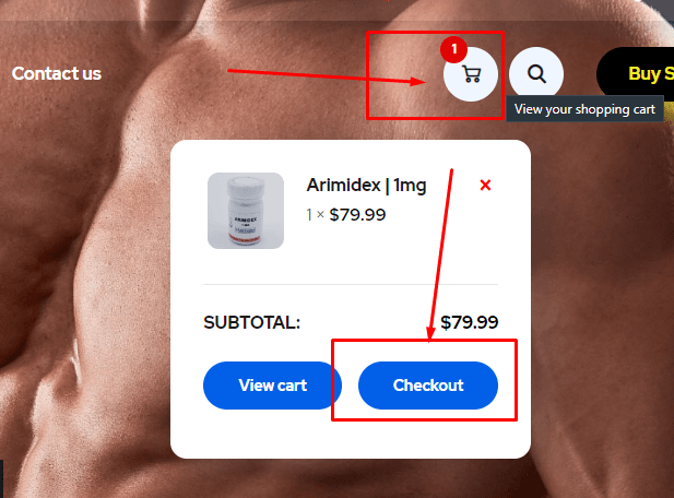 How to order steroids online in 5 easy step in Canada